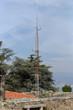 information antenna close up
