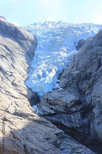 Briksdal Glacier, July 2018, Norway
