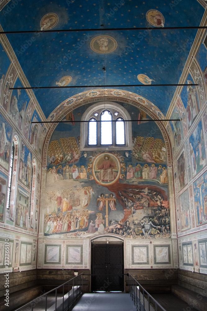 Fototapety, obrazy: Cappella degli Scrovegni, Padova