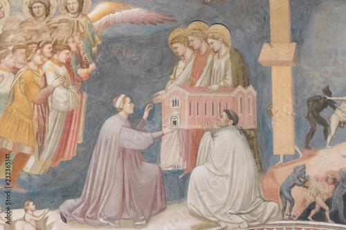 Fototapeta Cappella degli Scrovegni, Padova obraz