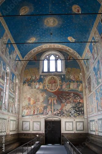 Cappella degli Scrovegni, Padova Wall mural