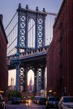View Of Manhattan Bridge From ...