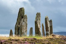 Ring Of Brodgar, Circa 2500 BC...