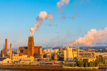 Paper Mill Pollution