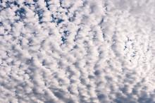 Cirrocumulus Wolken II