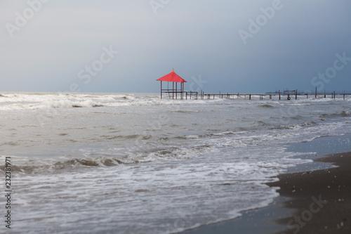 Foto  Gisoom Beach, Talesh, Iran