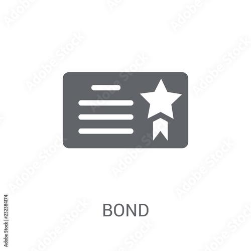 фотография  Bond icon