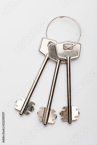 Fotografie, Obraz  keys to the apartment. house keys