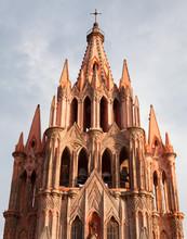 San Miguel De Allende Catedral