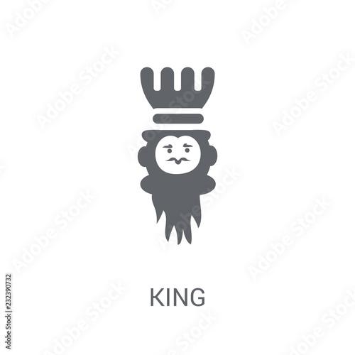 Photo  King icon