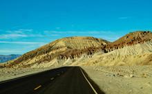 Artist's Drive In Death Valley...
