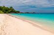 A beautiful empty sandy beach and tropical ocean (Similan Islands)