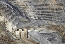 Kennecott, Copper, Gold And Si...