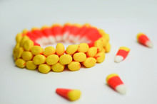 Candy Corn Stack
