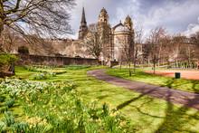West Princes Street Gardens, Edinburgh