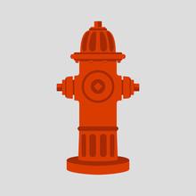 Fire Hydrant   Vector Illustr...