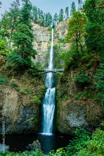 Multnomah Falls - Vertical