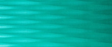 Green Leather Texture Or Background