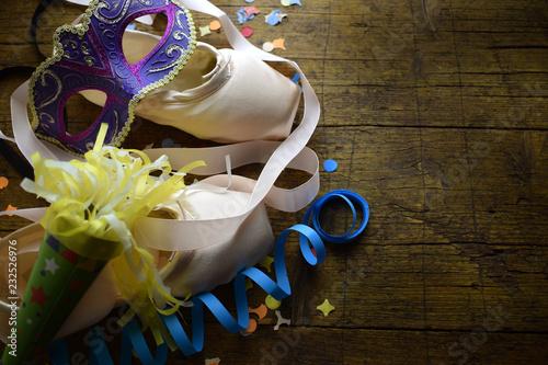 Foto auf AluDibond Karneval Классический танец Klasik bale 古典芭蕾 Danza accademica ft81110178 باليه كلاسيكي Classica Classical ballet Académie royale de danse