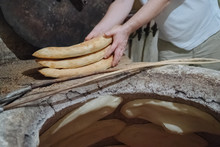 Traditional Bakery In Georgia.