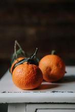 Tangerines.