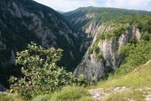 Zadielska Valley In Slovak Karst (Slovensky Kras), Slovakia