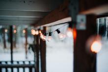 Vintage Styled Christmas Lights