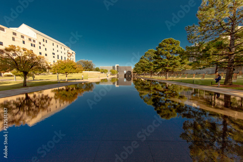Fotografia Oklahoma City National Memorial  & Museum