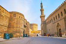 Explore Cairo Citadel, Egypt