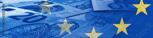 Fotografering  Europa & Geld