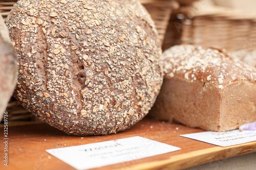 Bread at a Farmer's Market