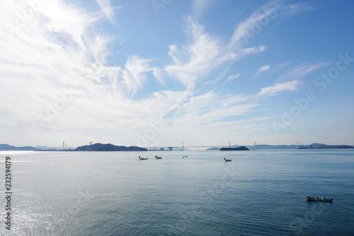Foto op Aluminium Zee / Oceaan 海 瀬戸内海