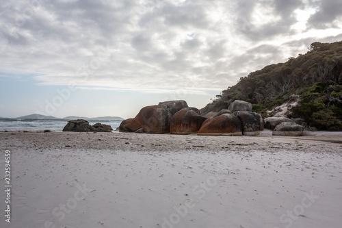 Fényképezés Squeaky Beach, Wilsons promontory, Victoria, Australia.