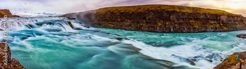 Valokuva  cascata gullfoss