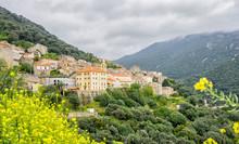 Olmeto Village Montagnes De Corse Du Sud Voyage Tourisme