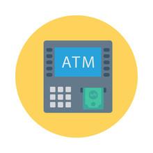 ATM  Machine  Withdraw
