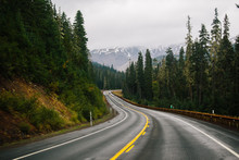 Winding Mountain Highway