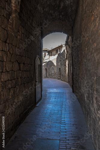 Fotografie, Obraz  San Gimignano