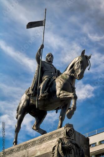 Prag, Wenzel von Böhmen