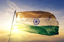 India Indian Flag Textile Clot...