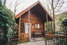 A Cabin In Jim Thorpe Pennsylvania