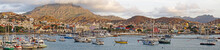 Panoramic View Of The Harbor O...