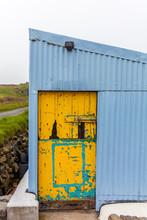 Old Corrugated Iron Hut