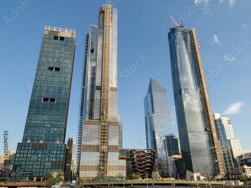 Valokuva Hudson Yards - New York City