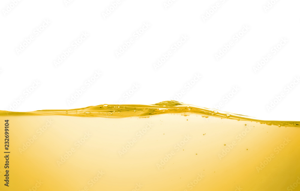 Fototapety, obrazy: Surface of blue water against white background