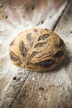 Sourdough And Rye Bread