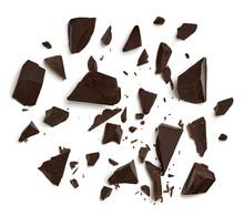 Broken Chocolate Pieces, Morse...
