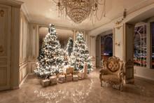 Garland Light Bulbs. Christmas...