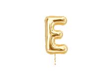 Gold Foil Alphabet, Letters E ...