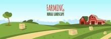 Vector Concept Image Farming R...